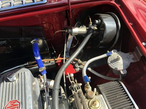 1971 MGB Roadster Manual Overdrive SOLD (picture 6 of 6)