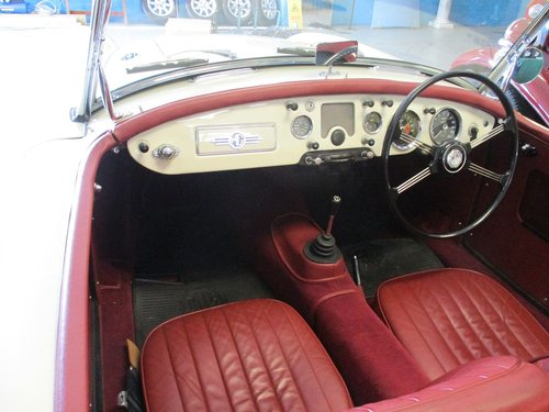 MG A 1957 For Sale (picture 3 of 5)