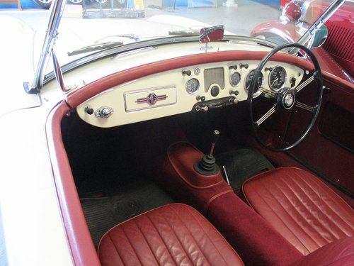 MG A 1957 For Sale (picture 4 of 5)