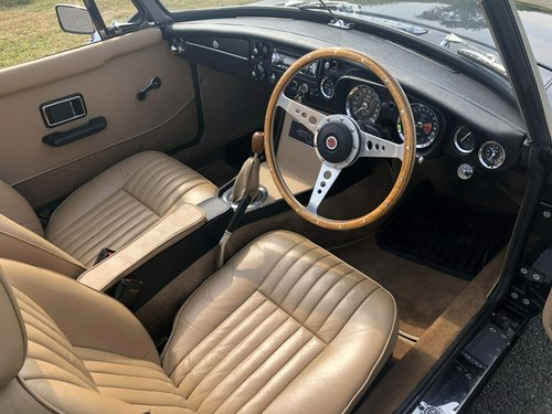 1970 MGB Roadster 1800 Manual with Overdrive SOLD (picture 5 of 6)