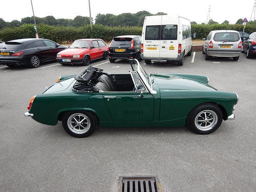 1969 MG Midget Mklll ~ Fully Restored in 2005 ~  SOLD (picture 3 of 6)