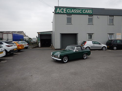 1969 MG Midget Mklll ~ Fully Restored in 2005 ~  SOLD (picture 6 of 6)