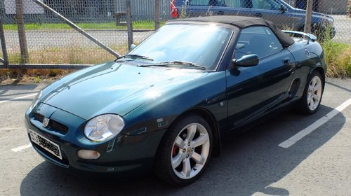 MGF 1998 45k Miles BRG 1800 VVC - Excell Condition For Sale (picture 5 of 5)