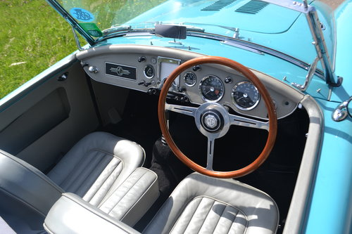 1959 MGA Twin Cam restored For Sale (picture 4 of 6)