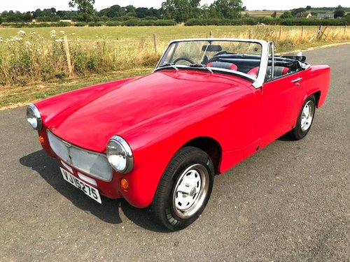 1978 MG MIDGET 1500  For Sale (picture 4 of 6)