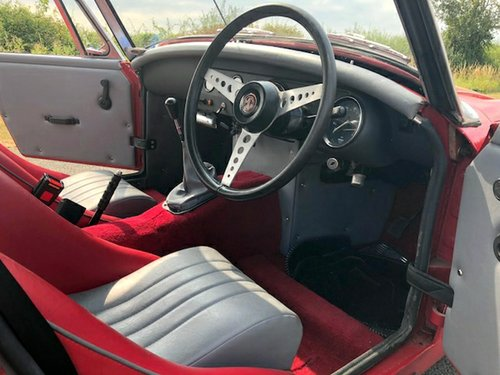 1978 MG MIDGET 1500  For Sale (picture 5 of 6)