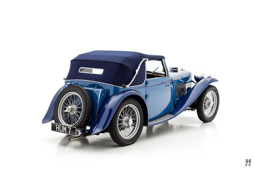 1939 MG TB Tickford Drophead Coupe For Sale (picture 3 of 6)