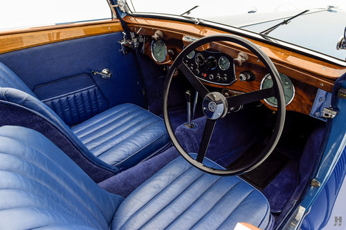 1939 MG TB Tickford Drophead Coupe For Sale (picture 6 of 6)