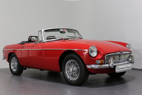 1977 A pampered and cherished MG B Roadster UPC490S SOLD (picture 6 of 6)