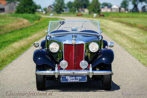 1952 MG TD MIDGET EXCELLENT CONDITION For Sale (picture 1 of 6)