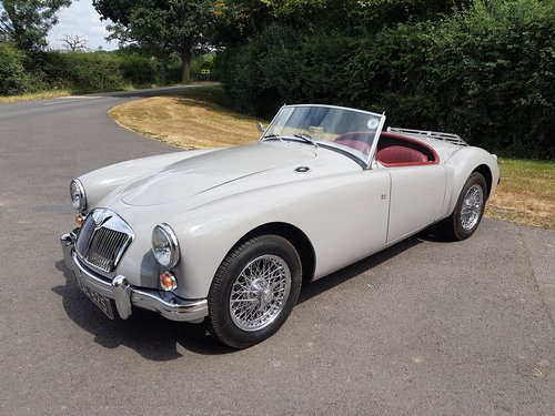 1959 MGA Roadster - Previously Restored & 1600 Engine SOLD (picture 4 of 6)