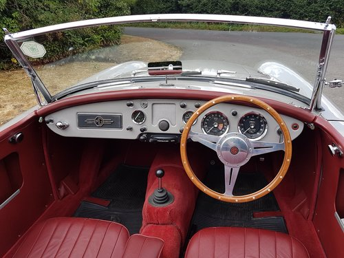 1959 MGA Roadster - Previously Restored & 1600 Engine SOLD (picture 5 of 6)