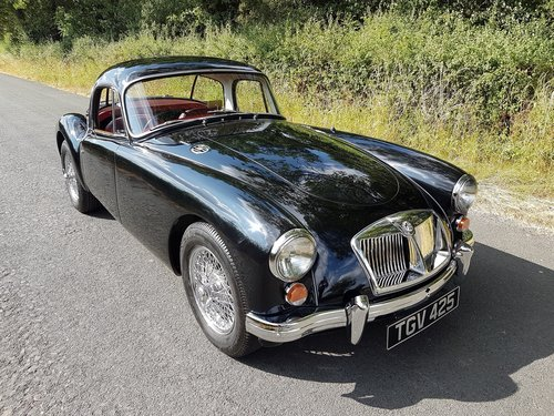1962 MGA Coupe 1600 - Previously restored. SOLD (picture 1 of 6)