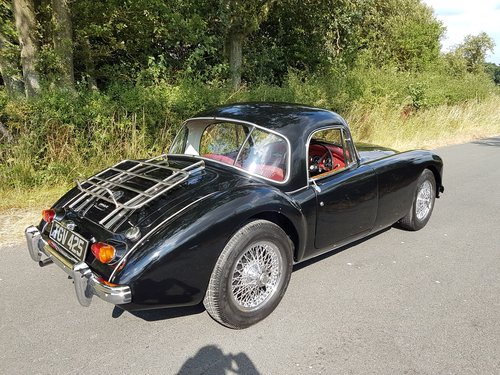 1962 MGA Coupe 1600 - Previously restored. SOLD (picture 2 of 6)