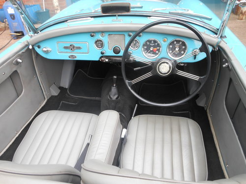 1956 MGA 1500 Roadster, Glacier Blue For Sale | Car And Classic