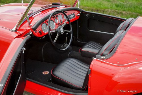 1959 MGA 1600 ROADSTER TOP RESTORED CONDITION SOLD (picture 5 of 6)