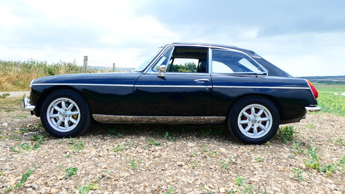 1971 MGB GT SOLD (picture 1 of 6)
