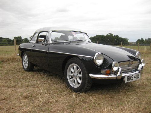 1972 MGB V8 Roadster For Sale (picture 2 of 6)