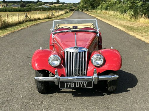 1954 MG TF 1250cc SOLD (picture 2 of 6)