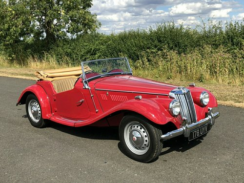 1954 MG TF 1250cc For Sale (picture 3 of 6)