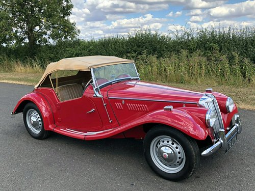 1954 MG TF 1250cc For Sale (picture 6 of 6)