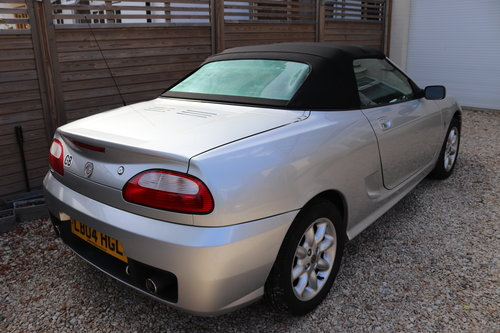 2004 MG TF STEPTRONIC, Auto For Sale (picture 2 of 4)