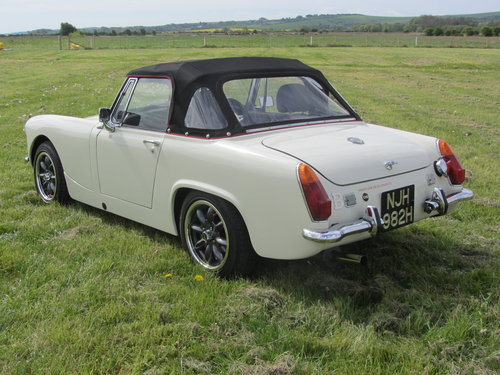 1969 MG Midget Frontline Modified  SOLD (picture 3 of 6)