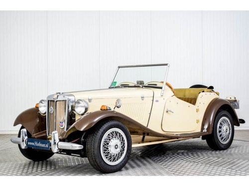 1969 MG T-Type TD Replica  For Sale (picture 1 of 6)