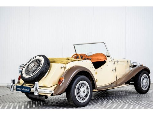 1969 MG T-Type TD Replica  For Sale (picture 2 of 6)