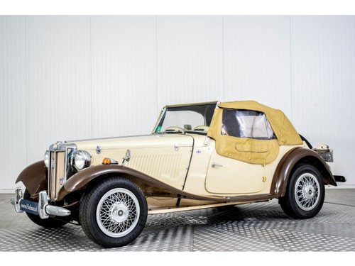 1969 MG T-Type TD Replica  For Sale (picture 3 of 6)
