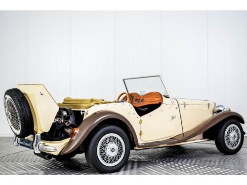 1969 MG T-Type TD Replica  For Sale (picture 4 of 6)