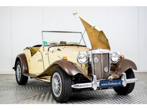 1969 MG T-Type TD Replica  For Sale (picture 5 of 6)