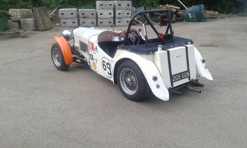 1948 Ex championship winning MG TC scruffy but very quick For Sale (picture 1 of 4)