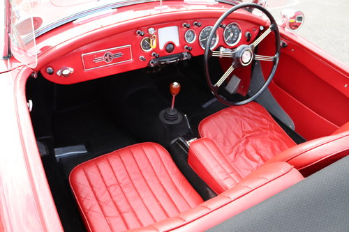 1960 MGA Roadster, 1600 mk1, UK CAR SOLD (picture 4 of 6)