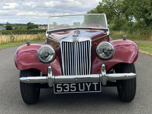 1953 MG TF 1250cc SOLD (picture 2 of 6)