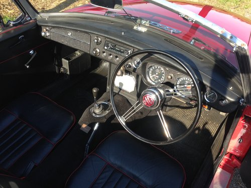 1964 Mk1 MGB Roadster  For Sale (picture 4 of 6)