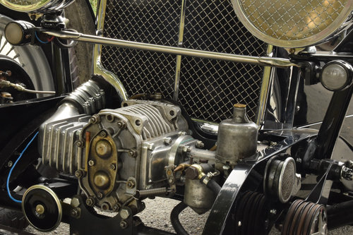 1934 MG PA Chassis, supercharged NA with Q type body SOLD