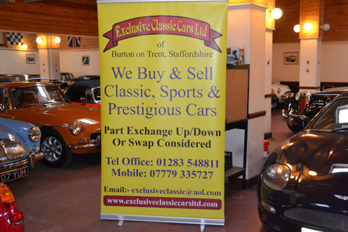 WANTED ALL TYPES OF CLASSIC CARS  Wanted (picture 1 of 1)