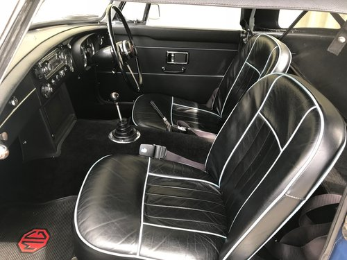 1968 MGC Roadster - Fully restored with history fron new For Sale (picture 4 of 6)
