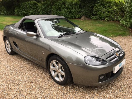 2006 MG TF 135 Roadster Low Owners / Low Miles! SOLD (picture 1 of 6)