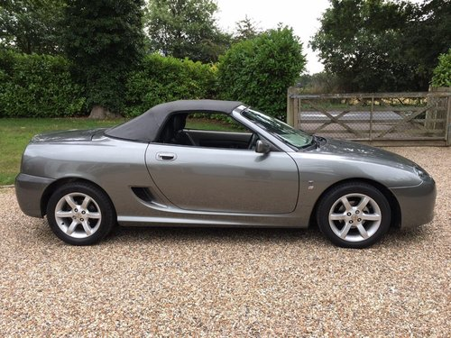 2006 MG TF 135 Roadster Low Owners / Low Miles! SOLD (picture 3 of 6)