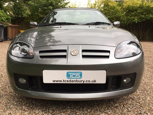 2006 MG TF 135 Roadster Low Owners / Low Miles! SOLD (picture 4 of 6)