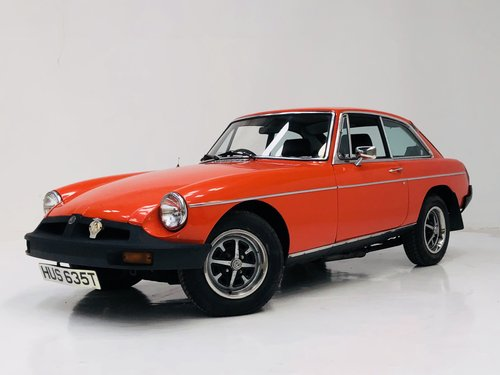 1979 MGB GT - A VERY HONEST CAR AND SUPER VALUE SOLD (picture 2 of 6)