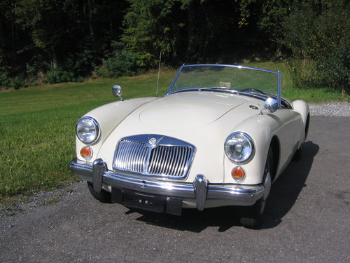 1961 MGA for sale For Sale (picture 1 of 6)