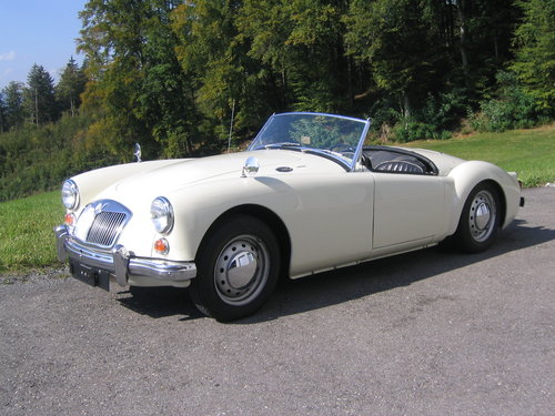 1961 MGA for sale For Sale (picture 2 of 6)