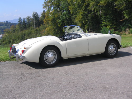 1961 MGA for sale For Sale (picture 6 of 6)