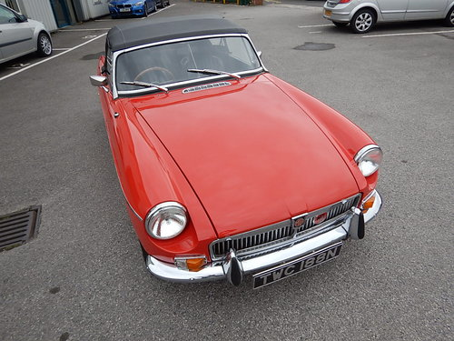 1974 MGB Roadster ~ Overdrive ~ Leather ~ Alloys ~  SOLD (picture 2 of 6)
