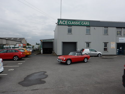 1974 MGB Roadster ~ Overdrive ~ Leather ~ Alloys ~  SOLD (picture 6 of 6)