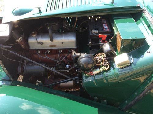 MG TD 1953, British Racing Green For Sale (picture 6 of 6)