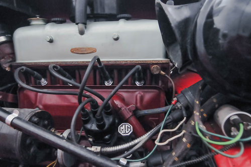 1952 MG TD  For Sale (picture 5 of 6)